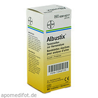 ALBUSTIX, 50 ST, Siemens Healthcare GmbH