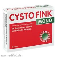 CYSTOFINK MONO, 60 ST, Omega Pharma Deutschland GmbH