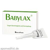 BABYLAX, 6 ST, Infectopharm Arzn.U.Consilium GmbH