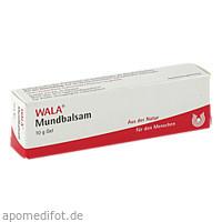 Mundbalsam, 10 G, Wala Heilmittel GmbH