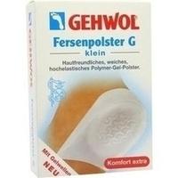 GEHWOL Fersenpolster G. klein, 2 ST, Eduard Gerlach GmbH
