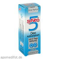 syNEO 5 Roll-On Deo-Antitranspirant, 50 ML, Drschka Trading