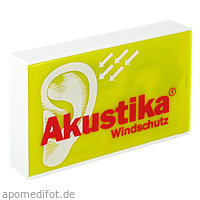 AKUSTIKA WINDSCHUTZ, 1 P, Südmedica GmbH