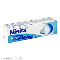 Nisita Nasensalbe, 10 G, Engelhard Arzneimittel GmbH & Co. KG