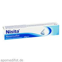 Nisita Nasensalbe, 20 G, Engelhard Arzneimittel GmbH & Co. KG