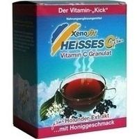Xenofit Heisses C plus Holunder-Extrakt, 10X9 G, Xenofit GmbH