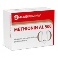 Methionin AL 500, 100 ST, Aliud Pharma GmbH