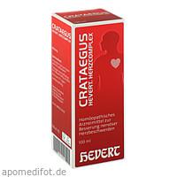 Crataegus Hevert Herzcomplex, 100 ML, Hevert Arzneimittel GmbH & Co. KG