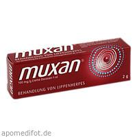 Muxan Creme, 2 G, Engelhard Arzneimittel GmbH & Co. KG