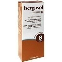 Bergasol Selbstbräuner LSF 8 UVA-UVB, 125 ML, Weko-Pharma GmbH