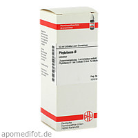 Phytolacca Urt., 50 ML, Dhu-Arzneimittel GmbH & Co. KG