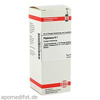 Phytolacca D1, 50 ML, Dhu-Arzneimittel GmbH & Co. KG