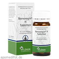 Nervoregin H, 100 ST, Homöopathisches Laboratorium Alexander Pflüger GmbH & Co. KG
