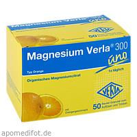 Magnesium Verla 300 Orange, 50 ST, Verla-Pharm Arzneimittel GmbH & Co. KG