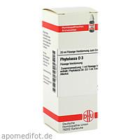 Phytolacca D3, 20 ML, Dhu-Arzneimittel GmbH & Co. KG