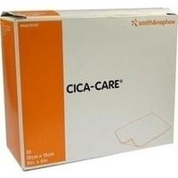 CICA-CARE 12cmx15cm due.Silikongelplatte z.Narbenb, 10 ST, Smith & Nephew GmbH