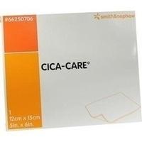 CICA-CARE 12cmx15cm dün.Silikongelplatte z.Narbenb, 1 ST, Smith & Nephew GmbH