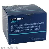 Orthomol Vital F Granulat/Kapseln 30Beutel, 1 ST, Orthomol Pharmazeutische Vertriebs GmbH