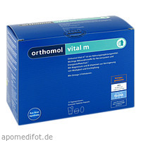 Orthomol Vital M 15Granulat/Kapseln, 1 ST, Orthomol Pharmazeutische Vertriebs GmbH