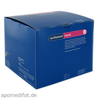 Orthomol Natal Granulat/Kapseln 30Beutel, 1 ST, Orthomol Pharmazeutische Vertriebs GmbH