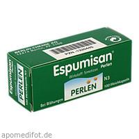 Espumisan Perlen, 100 ST, Berlin-Chemie AG