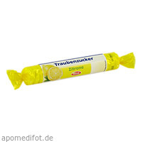 intact Traubenzucker Rolle Zitrone, 1 ST, Sanotact GmbH