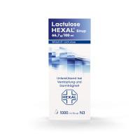 Lactulose Hexal Sirup, 1000 ML, HEXAL AG