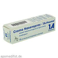 Cromo Nasenspray-1A Pharma, 15 ML, 1 A Pharma GmbH
