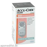 Accu-Chek Mobile Testkassette, 100 ST, Axicorp Pharma GmbH