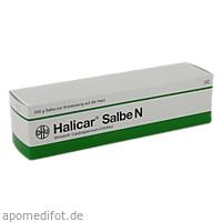 HALICAR SALBE N, 200 G, Dhu-Arzneimittel GmbH & Co. KG