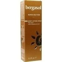 Bergasol Selbstbräunungslotion Spray, 150 ML, Weko-Pharma GmbH
