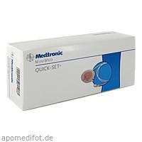 Paradigm Quick-set 9mm Kanuele 110cm Katheterlänge, 10 ST, Medtronic GmbH