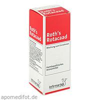 Roth's Rotacaad Tropfen, 50 ML, Infirmarius GmbH