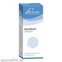 ACONITUM SIMILIAPLEX, 50 ML, Pascoe pharmazeutische Präparate GmbH
