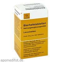 Bierhefetabletten Levurinetten, 250 ST, Teofarma S.R.L.