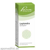 LEPTANDRA SIMILIAPLEX, 50 ML, Pascoe pharmazeutische Präparate GmbH