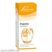 POPULUS SIMILIAPLEX, 50 ML, Pascoe pharmazeutische Präparate GmbH