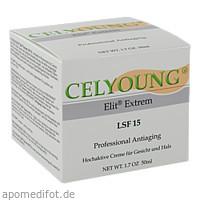 Celyoung Elit Extrem LSF15, 50 ML, Krepha GmbH & Co. KG