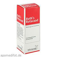 Roth's Rotacaad Tropfen, 100 ML, Infirmarius GmbH