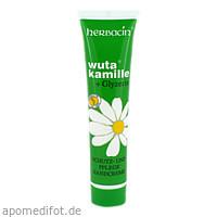 WUTA Kamille Handcreme Tube, 75 ML, Herbacin Cosmetic GmbH