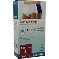 Suprima Slip body guard Art.1261 Gr.5 weiß, 1 ST, Suprima GmbH