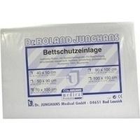 Bettschutzeinlage 70x100cm doppelseitig Molton, 1 ST, Dr. Junghans Medical GmbH