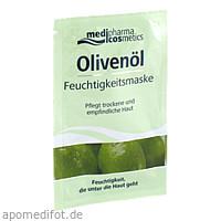 Olivenöl Feuchtigkeitsmaske, 15 ML, Dr. Theiss Naturwaren GmbH
