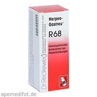 HERPES GASTREU R68, 50 Milliliter, Dr.Reckeweg & Co. GmbH
