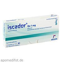 Iscador Qu 1mg, 7X1 ML, Iscador AG