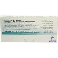 Iscador Qu 0.001mg, 7X1 ML, Iscador AG