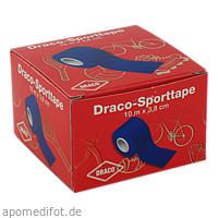 Dracotapeverband 10mx3.8cm blau, 1 ST, Dr. Ausbüttel & Co. GmbH