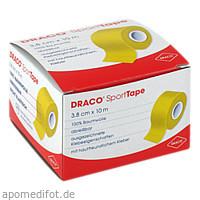Dracotapeverband 10mx3.8cm gelb, 1 ST, Dr. Ausbüttel & Co. GmbH
