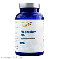 Magnesium 400, 120 ST, Vita World GmbH