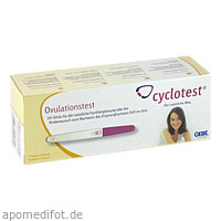 CYCLOTEST LH-Sticks OVULATIONSTEST, 9 ST, Uebe Medical GmbH